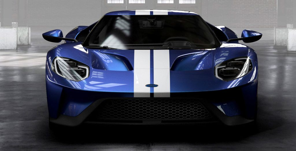 Get Your Ford Gt Now
