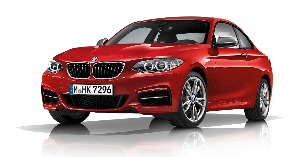 New Engines For BMW 1 Series And 2 Series