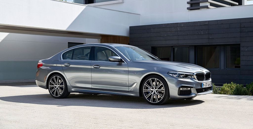 5 Quick Facts About The New Bmw 5 Series Wheels
