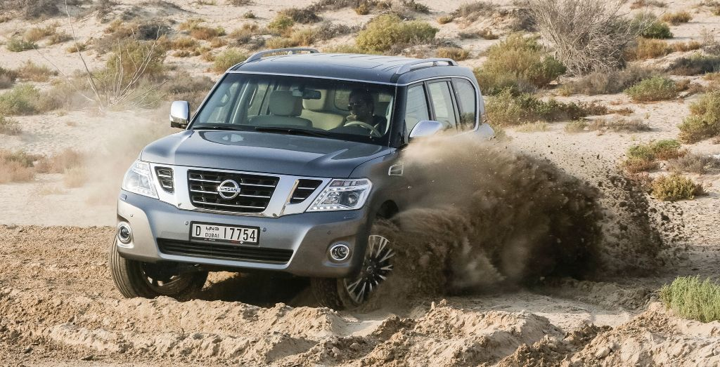 Nissan Patrol Refreshed For 2019 Wheels