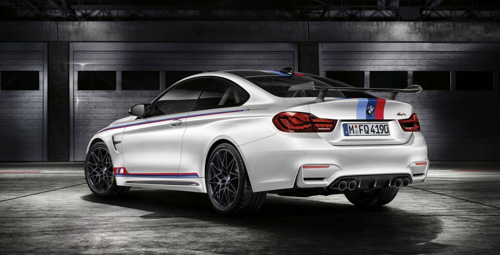Bmw Reveals Limited Edition M4 Wheels