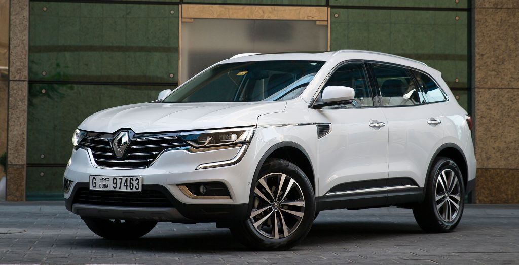 renault launches 2017 koleos in the middle east wheels. Black Bedroom Furniture Sets. Home Design Ideas