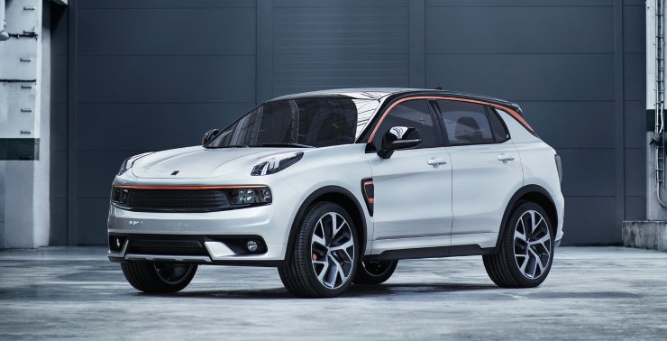 Geely goes global with all-new automotive brand - Wheels