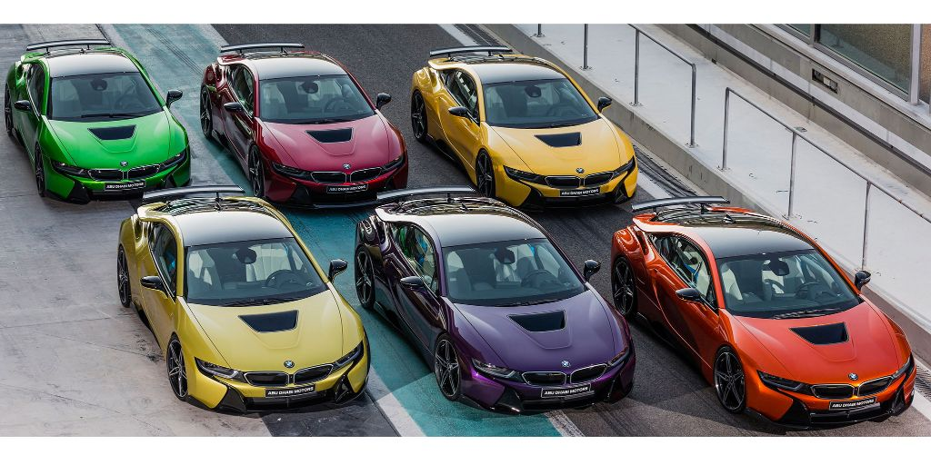 Bmw Dealership Offers Bespoke I8 Colours That You Cant Have