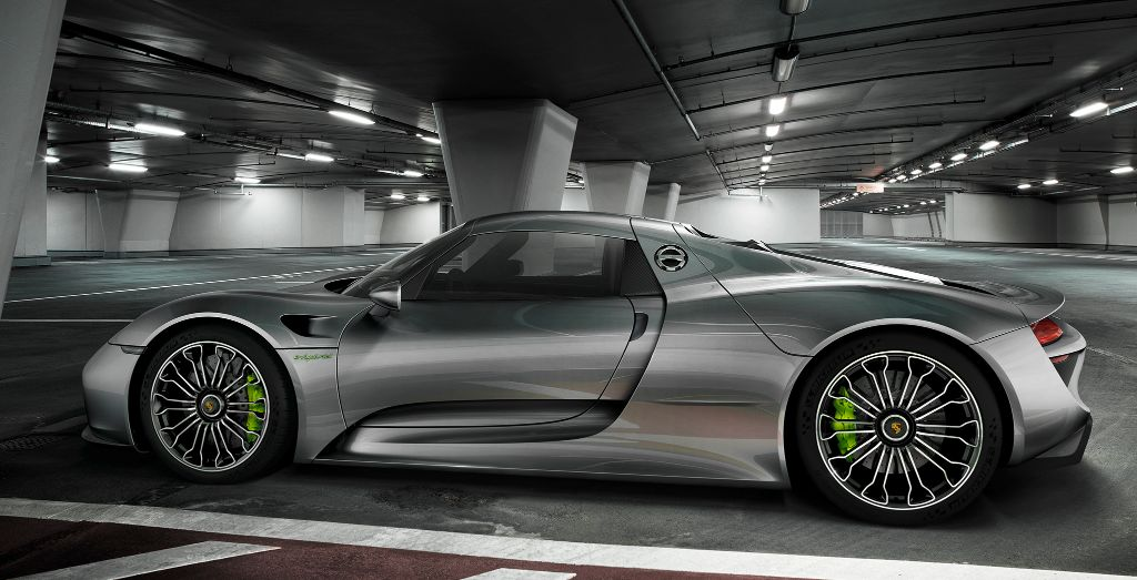 Best Supercar Porsche Spyder Wheels
