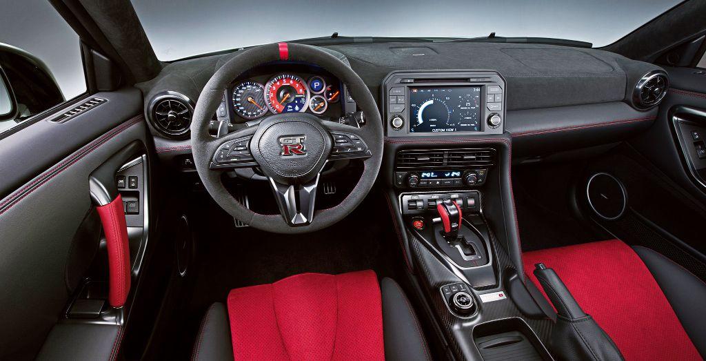 2017 Nissan Gt R Nismo Wheels