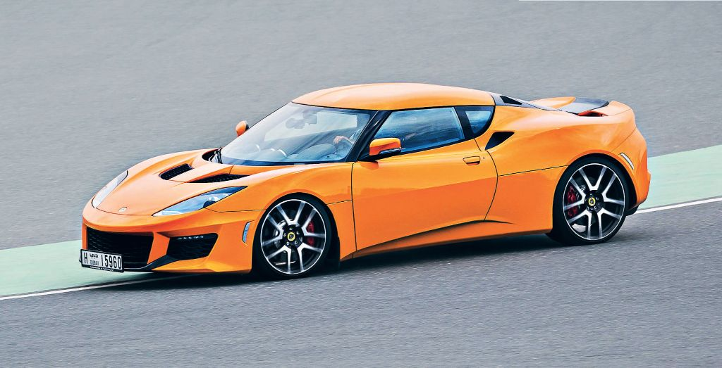 Lotus Evora 400 tested - Wheels