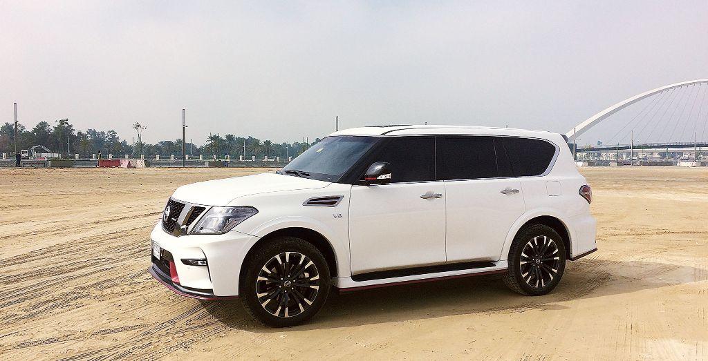 Week 1: Nissan Patrol Nismo - Wheels