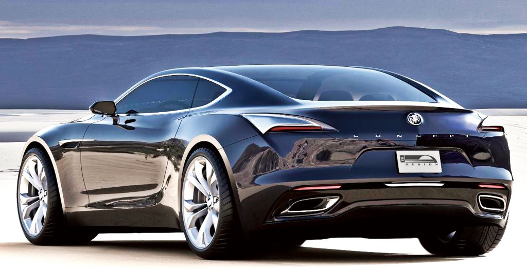 concept cars buick avista 2201 wheels sup lists