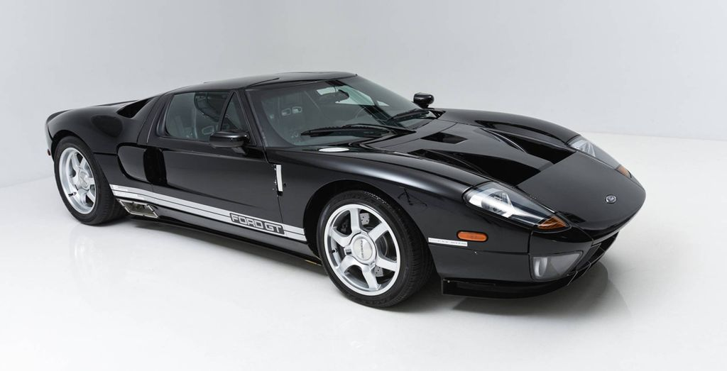 Heres Your Chance To Buy A Ford Gt Prototype