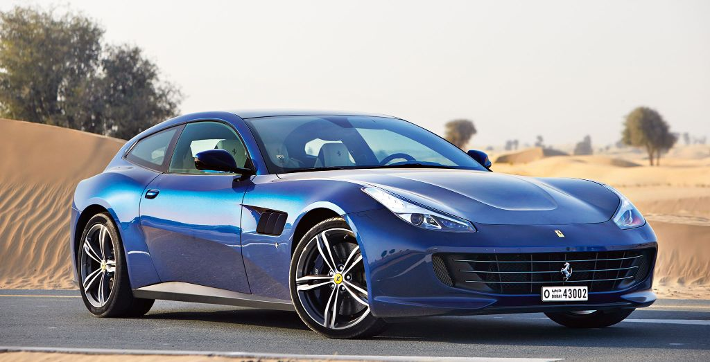 Fast family cars: Ferrari GTC4 Lusso, Bentley Bentayga and Audi RS