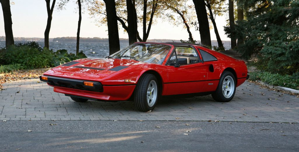 Magnum P.I.'s Ferrari 308 GTS up for grabs - Wheels
