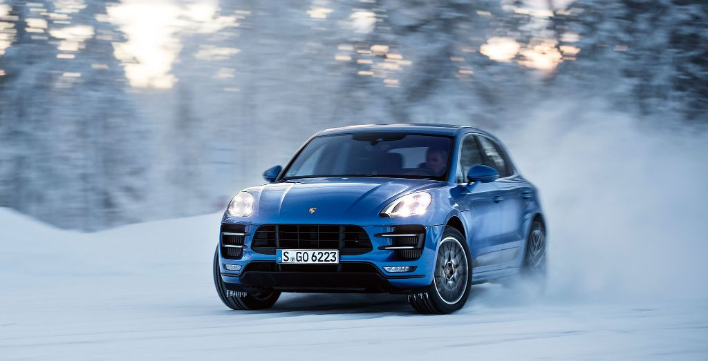 Porsche Macan Turbo Performance Package Review Wheels