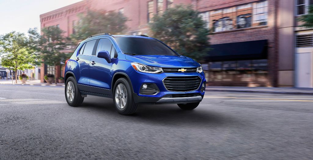 2017 Chevrolet Trax Goes On Sale In The Middle East Wheels