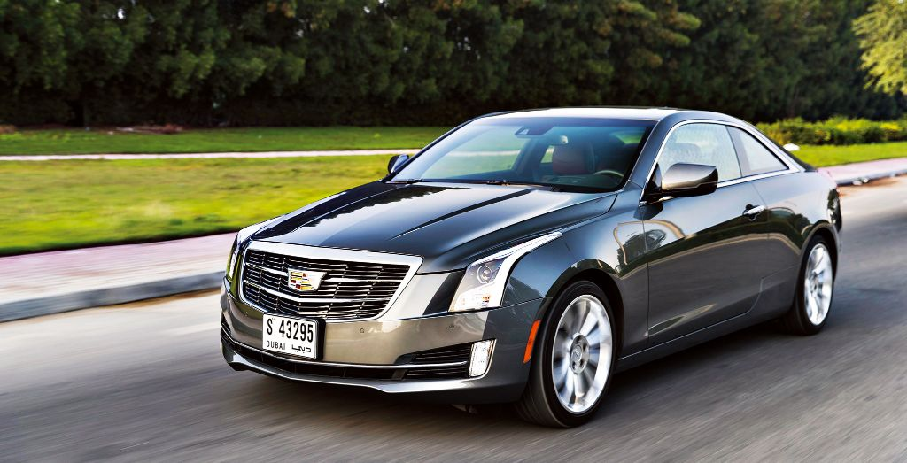 Cadillac Ats Coupe >> 2017 Cadillac Ats Coupe Premium Luxury Review Wheels