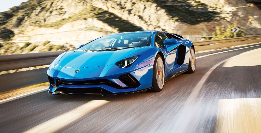 Lamborghini Aventador S The Icon Reborn Wheels