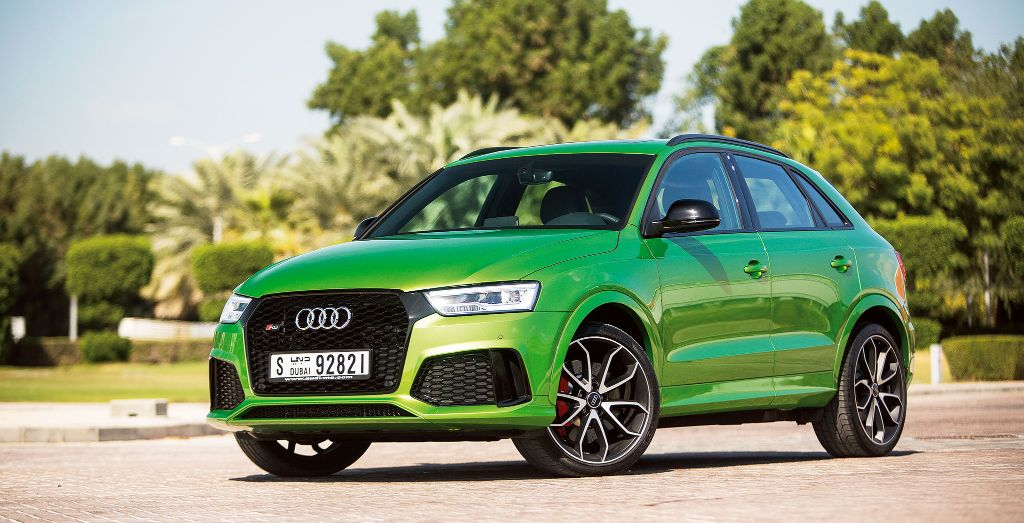 Audi Rs Q3 Performance Review Wheels