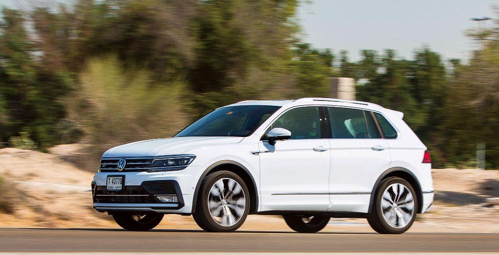 Volkswagen Tiguan Sport R-Line review - Wheels
