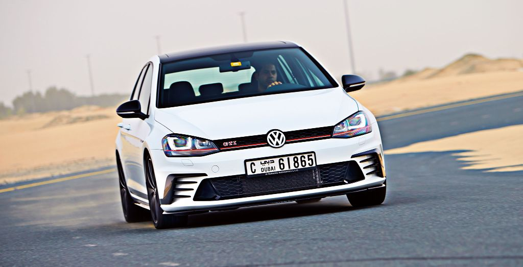 Volkswagen Golf Gti Clubsport Review Wheels