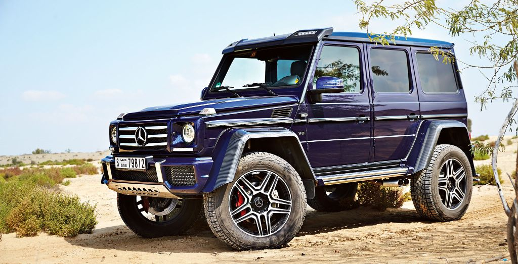 Mercedes benz g 500 4x4 review wheels for Mercedes benz g 500