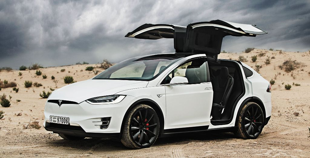 Tesla Model X P100d Current State Wheels