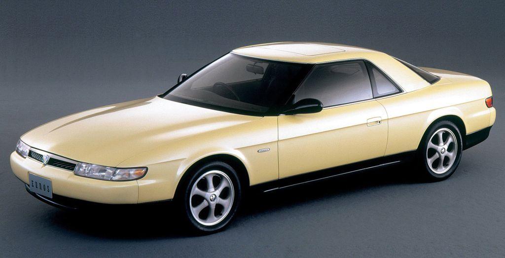 Mazda Eunos Cosmo Wheels