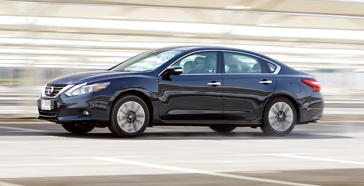 2016 Nissan Altima review - Wheels