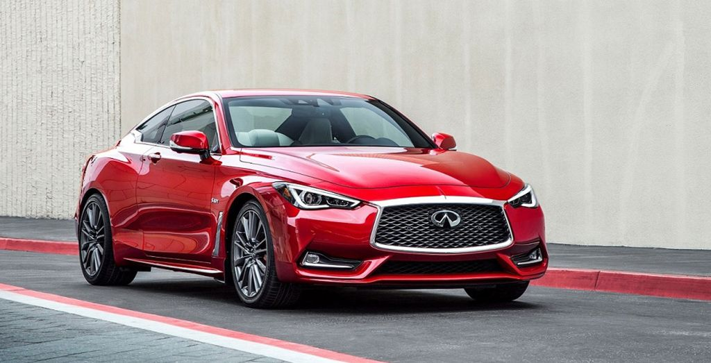 infiniti q60 coupe launched in the uae