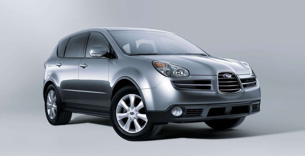 Image Result For Subaru Tribeca First Drive
