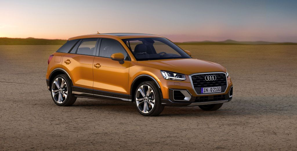 audi q2 launched in the middle east wheels. Black Bedroom Furniture Sets. Home Design Ideas
