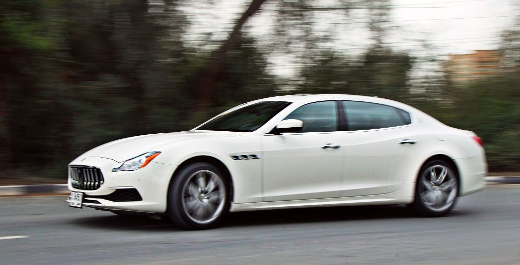 2015 Maserati Quattroporte >> 2017 Maserati Quattroporte S Gran Lusso review - Wheels