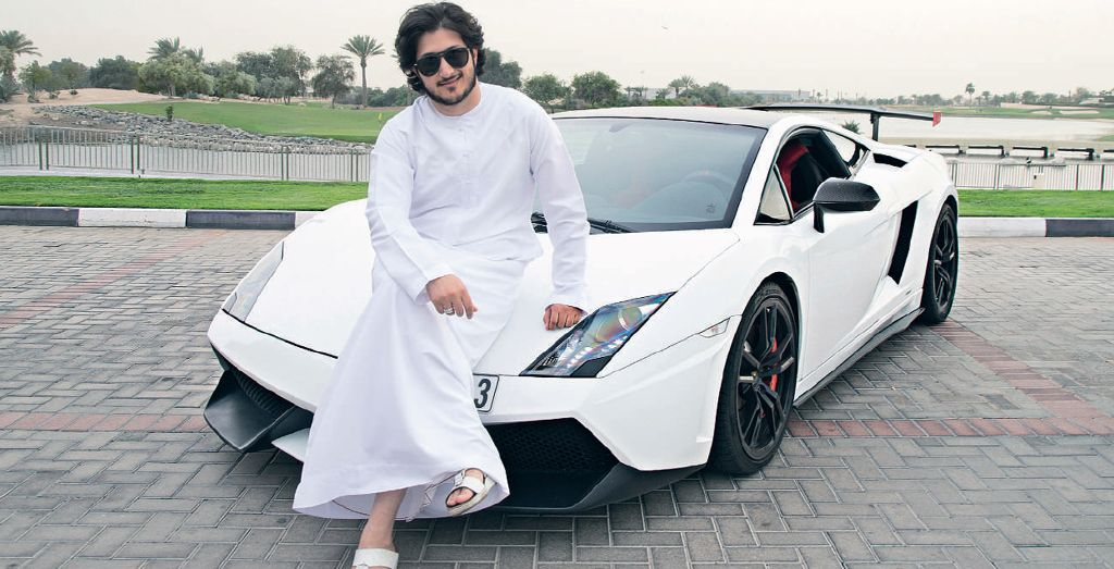 Khalid And His Very Rare Gallardo Super Trofeo Stradale Wheels