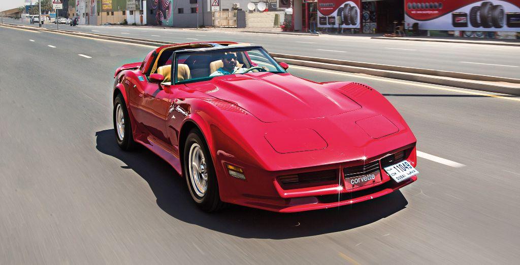1982 Chevrolet Corvette C3 Review Wheels