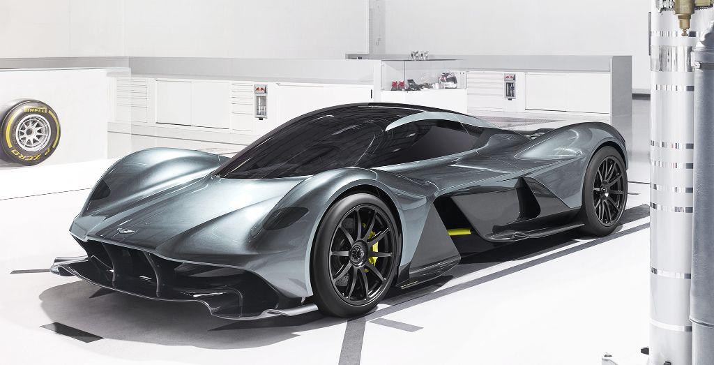 Aston Martin Unveils Radical New Hypercar Wheels