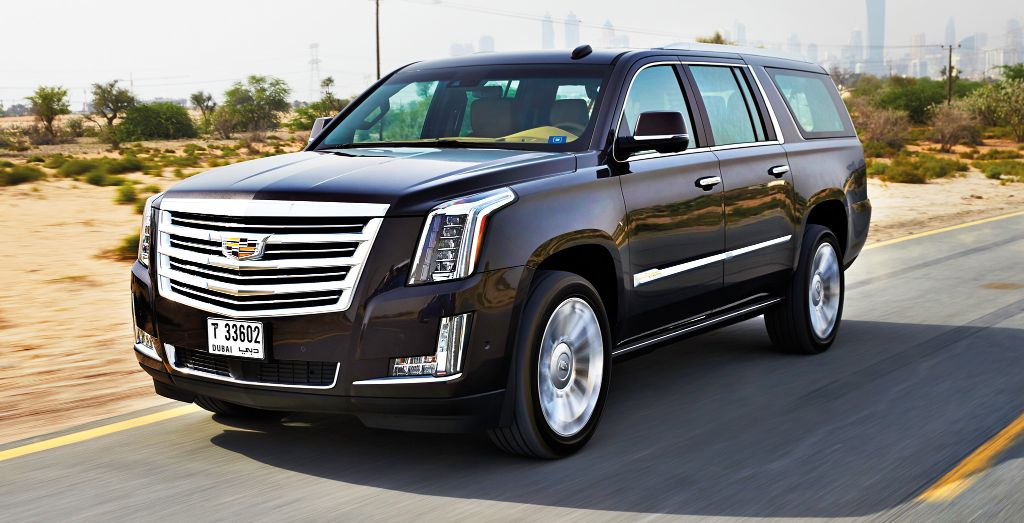 2017 Cadillac Escalade ESV review: Big on beauty - Wheels