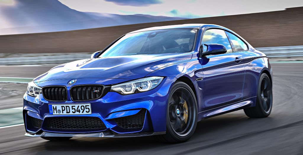 BMW M4 CS: The inbetweener - Wheels