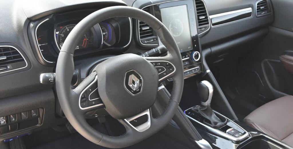 2017 Renault Koleos Review Wheels