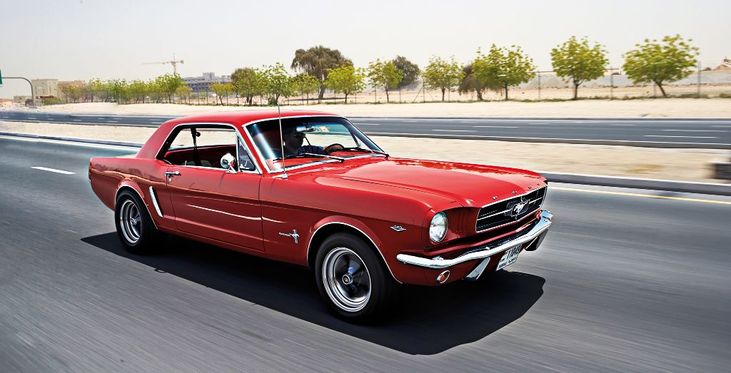 1965 Ford Mustang Review Giddy Up Pony Wheels