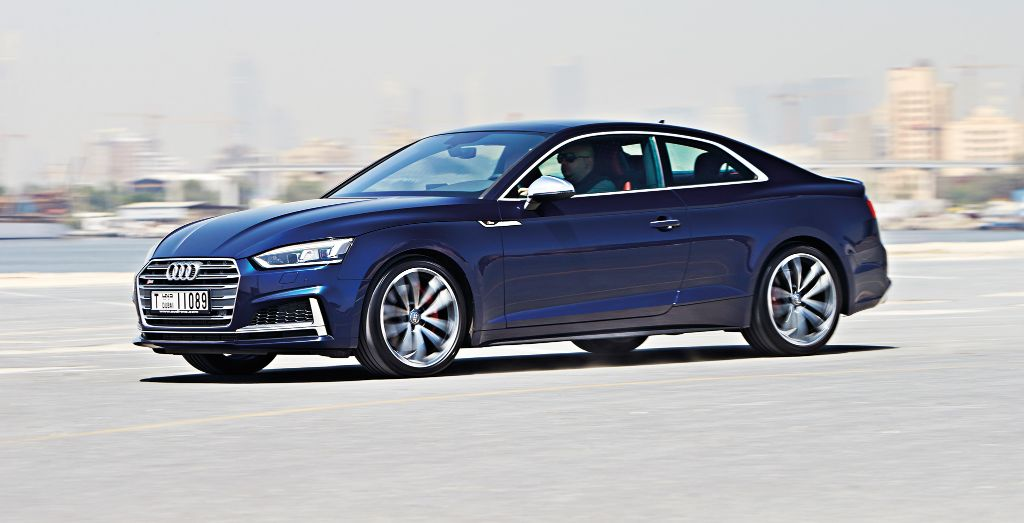 2017 Audi S5 Coupe Review The Inbetweener Wheels