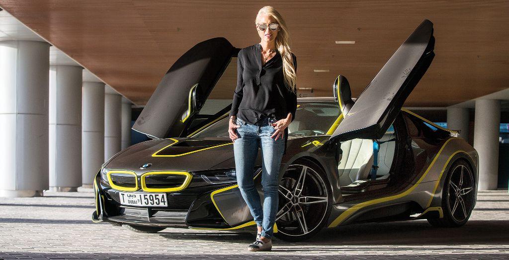 Alex Hirschi S 2016 Bmw I8 Wheels