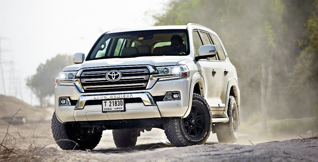 Toyota Suv 2019 >> 2017 Land Cruiser Xtreme: Xtreme measures - Wheels