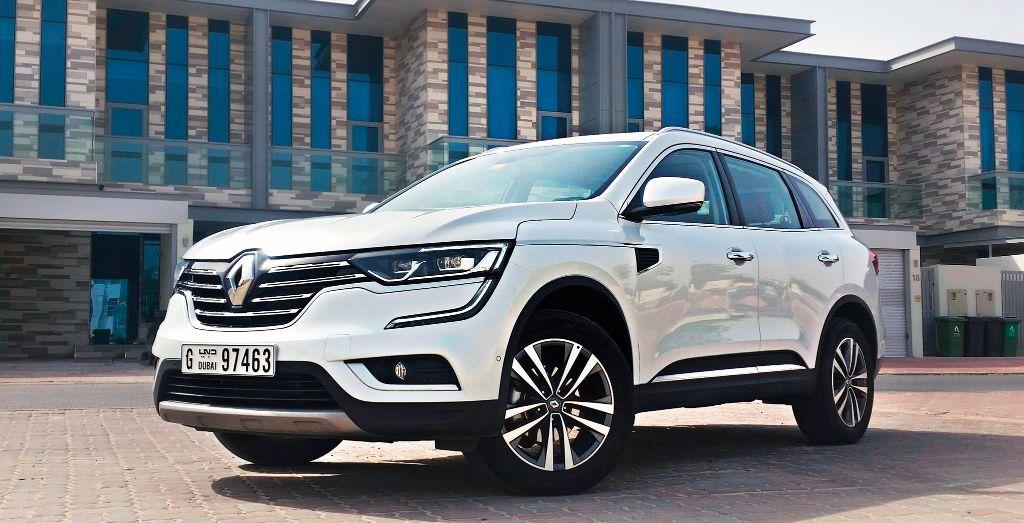 Week 7 Renault Koleos Hit And Miss Wheels