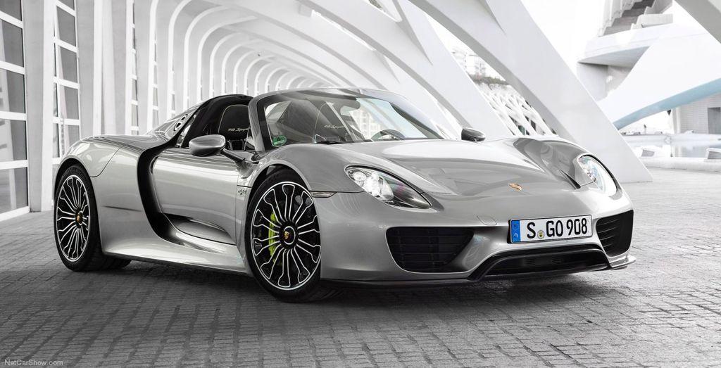 Porsche 918 Spyder Recalled Wheels