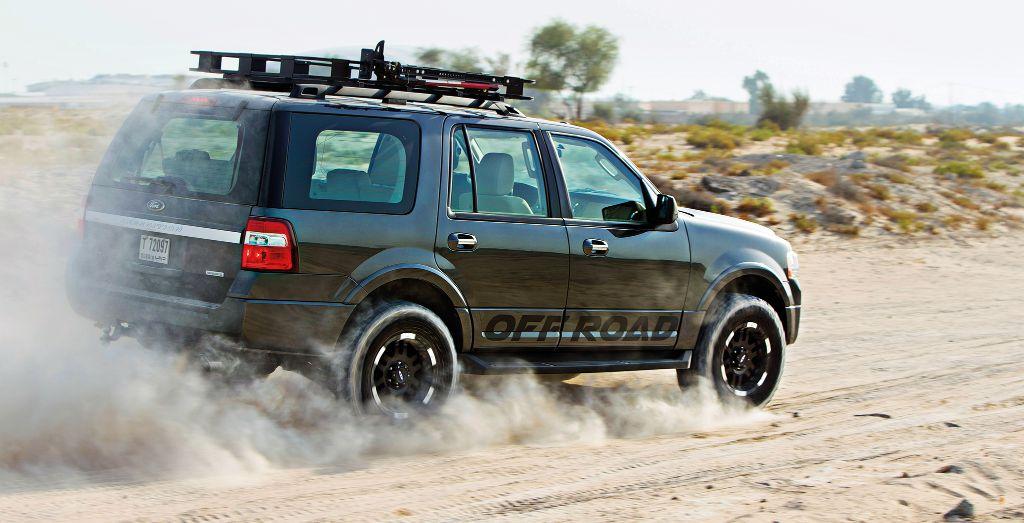Ford Expedition Safari Photos Anas Thacharpadikkal
