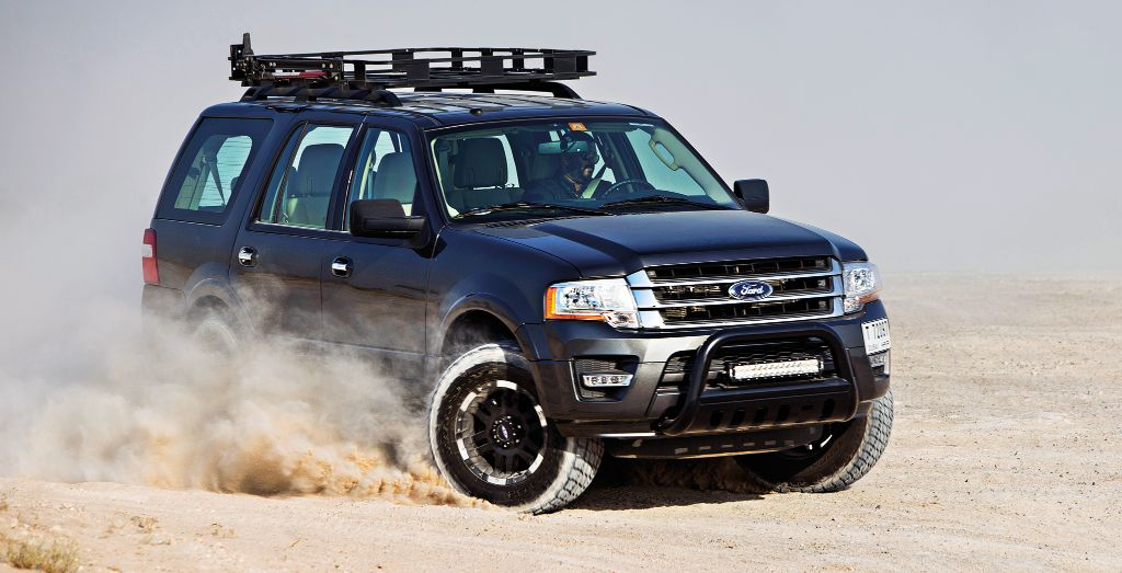 Ford Expedition Safari/Photos: Anas Thacharpadikkal