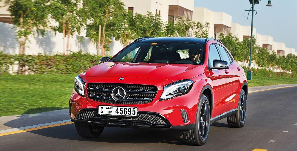 2018 Mercedes Benz Gla 250 4matic Review Face Value Wheels