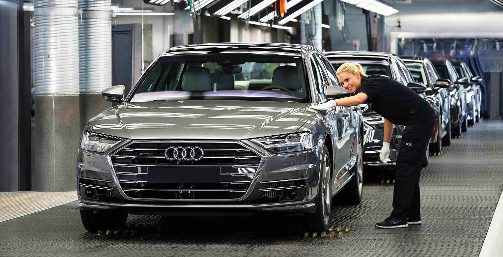 Audi Financial Report Solid Start To Wheels - Audi financial