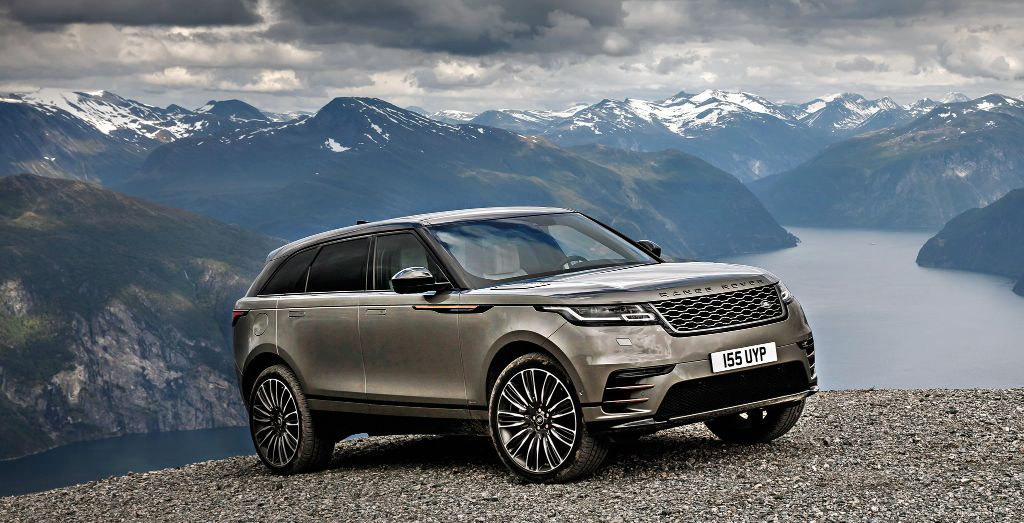 Range Rover Sport 2016 >> Range Rover Velar: Rough with the smooth - Wheels