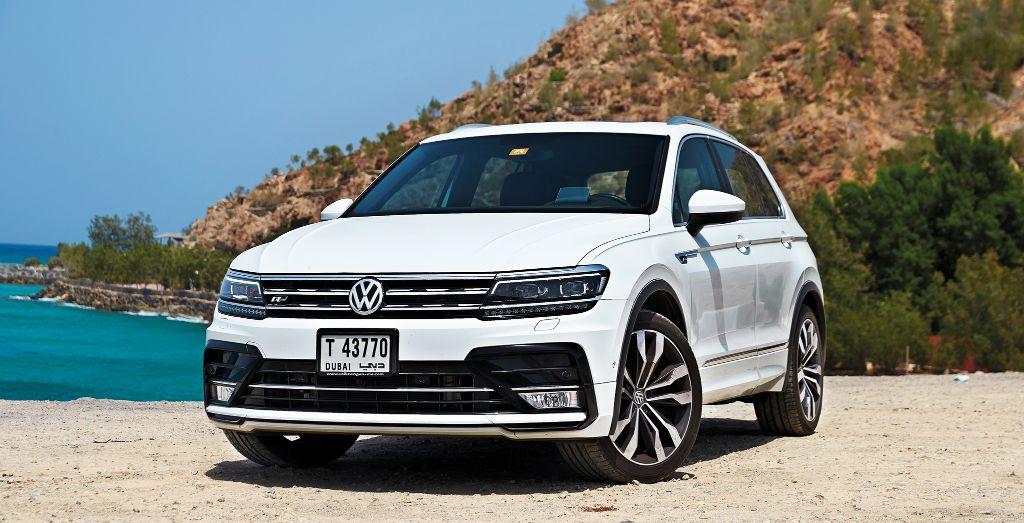 Week 2 - Volkswagen Tiguan R Line: Smooth as silk - Wheels