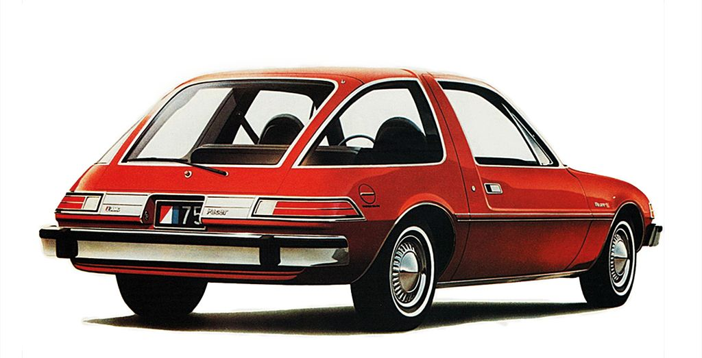 Not Their Finest Hour Amc Pacer Wheels